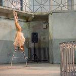 Martina nova performance di circo torino