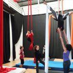 Martina Nova lezioni private acrobatica aerea