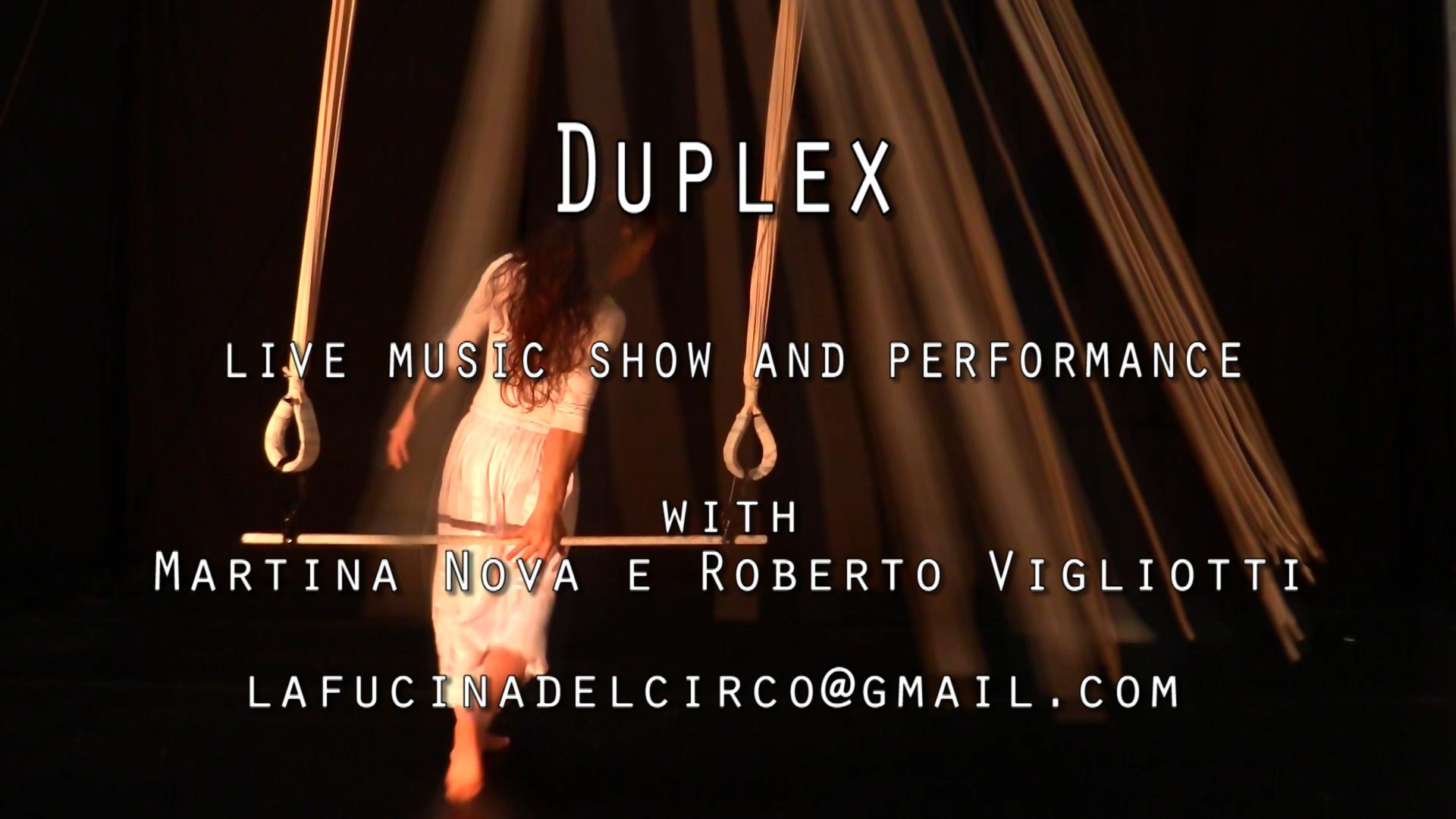 Duplex - Martina Nova